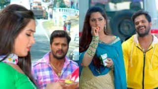 Bhojpuri Superstar Khesari Lal Yadav And Kajal Raghwani's Latest Song Dil Badtameez Ho Gayil is Taking Internet by Storm; Clocks Over 4.9 Million Views on YouTube