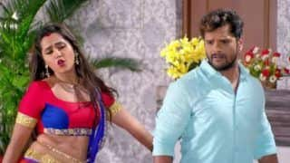 Bhojpuri Superstar Khesari Lal Yadav and Kajal Raghwani's Sizzling Chemistry in Jable Jagal Bani is a Must Watch; Crosses 6 Million Views on YouTube