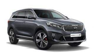 Kia Sorento SUV Spied Ahead of its Debut at Auto Expo 2018; Launch Date, Price in India, Interior, Specs, Colour