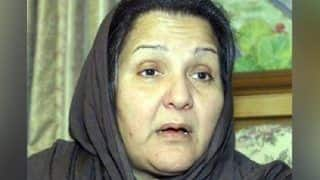 Kulsum Nawaz, Nawaz Sharif's Wife, Dies at 68 in London After Months of Illness