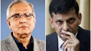 Congress Terms NITI Aayog Chairman's Blame on Raghuram Rajan For Economy Slowdown as 'Obnoxious And Laughable'