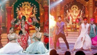Kundali Bhagya Ganesh Utsav Maha Episode: Dheeraj Dhooper, Additi Gupta, Asha Negi, Karan Tacker And Others Set The Stage on Fire - View Pics