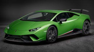 Lamborghini to launch the Huracan Performante tomorrow in India