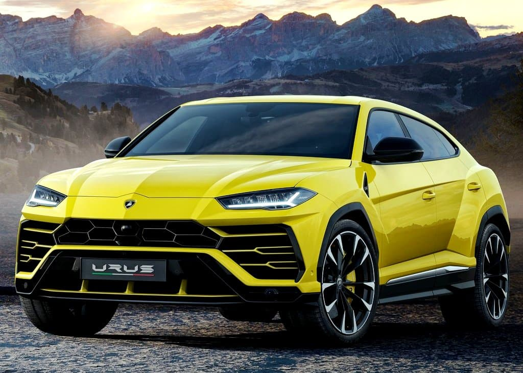 Lamborghini Urus India Launch Tomorrow Price In India Interior