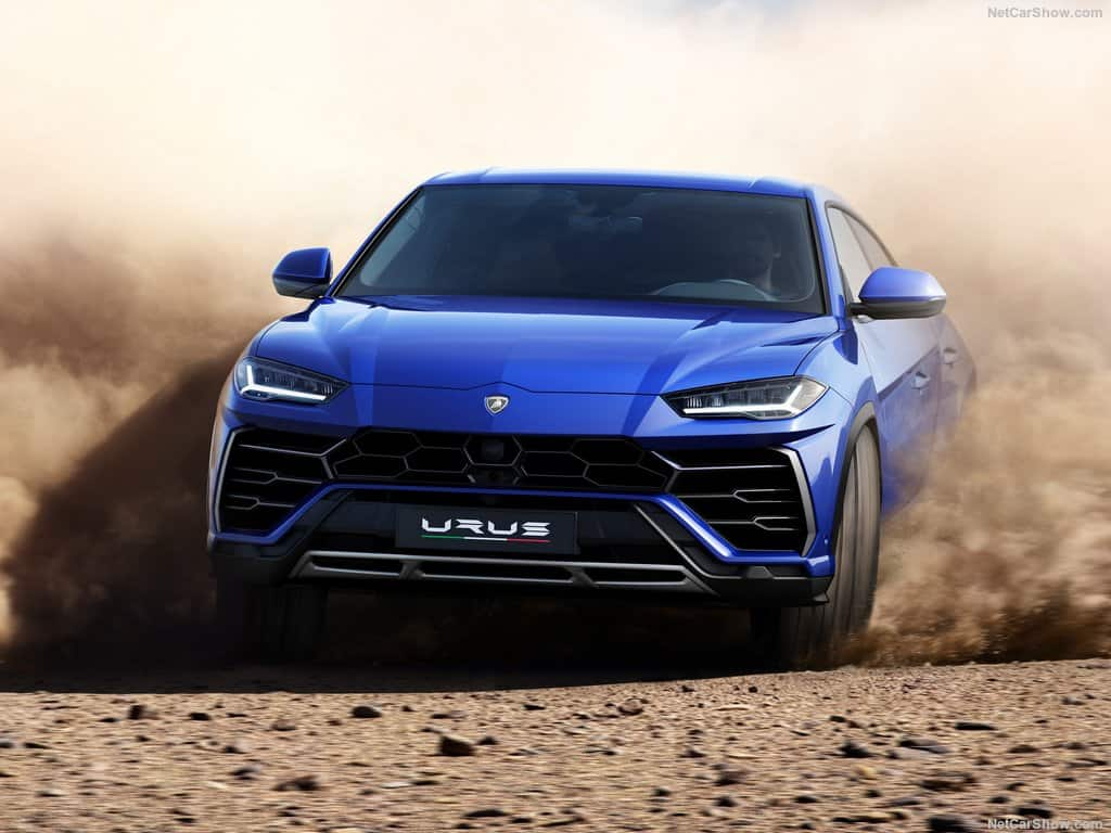 Live Updates Lamborghini Urus Launched In India At Inr 3 Crore