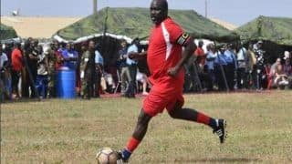 Liberia President George Weah Makes Football Comeback Aged 51