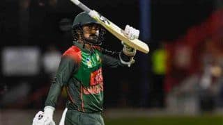 ICC Cricket World Cup 2019: Liton Das Pleased With Bangladesh's Showing Against Top Teams