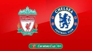 Liverpool vs Chelsea EFL Carabao Cup 2018-19 Live Streaming, Preview, Team News, Time, When And Where to Watch Online India