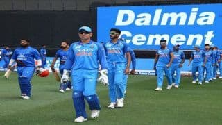 Asia Cup 2018, India vs Afghanistan Super Four: Rohit Sharma Rested, MS Dhoni Leads India For 200th Time in ODIs