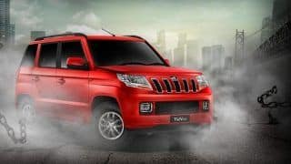 Mahindra TUV300, KUV100 Facelift India Launch Imminent; Expected Price, Images, Features, Specs