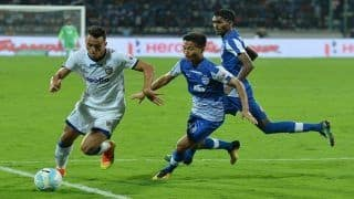 ISL 2018-19, Chennaiyin FC vs Bengaluru FC Live Streaming Online And Preview - TV Boadcast, Timing IST, Team News, When And Where to Watch