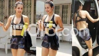 Malaika Arora Wears The Hottest Pair of Gym Clothes And Looks Like a Million Bucks
