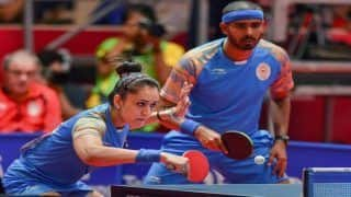 Sharath Kamal, Manika Batra And Co. Start as Favourites in Commonwealth Table Tennis Championships
