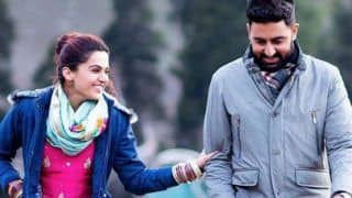 Manmarziyaan Box Office Collection Day 1: Abhishek Bachchan's Film Earns Rs 3.52 cr, Registers a Slow Start While Clashing With Mitron