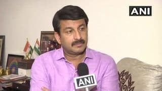BJP Chief Manoj Tiwari Asks CM Arvind Kejriwal to Exempt Women From 4% Property Registration Fee