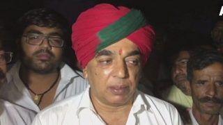 Manvendra Singh, BJP Leader Jaswant Singh's Son, Quits Party, Says 'Kamal ka Phool, Badi Bhool'