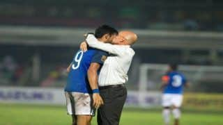 Manvir Singh's Brace Against Pakistan Takes India to SAFF Cup Final