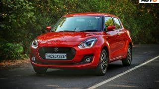 New Maruti Swift 2018 Receives Over 60,000 Bookings since India Launch