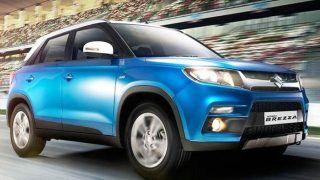 Vitara Brezza helps Maruti Suzuki report 10.9 percent sales growth in February 2017
