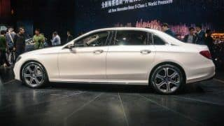 Mercedes-Benz E-Class launch LIVE streaming: Watch live online telecast in India