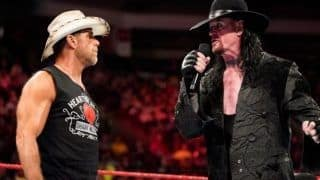 Ahead of WWE Legend Shawn Micheal's Return, Watch His Last Match Epic Match Against The Undertaker