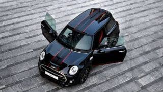 MINI Cooper S Carbon Edition launched exclusively on Amazon India; Priced at INR 39.90 lakh