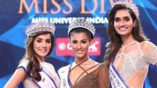 Miss Diva Universe 2018 Nehal Chudasama to Represent India in The Biggest Beauty Pageant; Says Will Work Hard to Bring Miss Universe Crown to India
