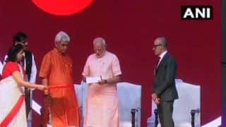 IPPB Launch: Narendra Modi Hits Out at Congress, Says They Left India's Economy on a Land Mine