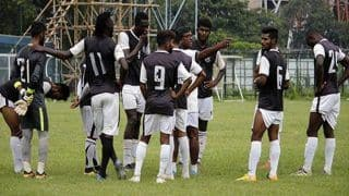 Calcutta Football League 2018 Division A: Mohammedan Sporting vs Tollygunge Agragami Live Streaming/ Timing — Its 1-1 at First Half