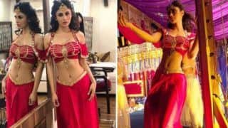 Naagin And Gold Actress Mouni Roy Rehearses on Ram Chahe Leela For Bigg Boss 12 Premiere Night; Video Goes Viral