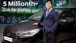 Hyundai India Surpasses Fastest 50 Lakh Production Milestone with New-Gen Verna roll out in India