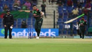 Asia Cup 2018, Afghanistan vs Bangladesh, Super Four: Mahmudullah, Mustafizur Rahman Shine as Bangladesh Pip Afghanistan in Thriller to Stay Alive