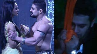 Naagin 3 September 29 Written Update: Bela And Naagraj Share an Intimate Moment as Her Dupatta Comes to Mahir's Rescue