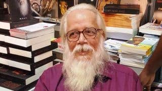 Former ISRO Scientist S Nambi Narayanan Recalls Untold Misery, Suffering While he was Imprisoned