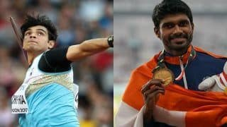 After Asian Games High, Neeraj And Jinson Recommended For Arjuna Award