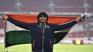 Asian Games 2018: Didn't Realise was Flanked by Chinese And Pakistani Athletes on Victory Podium, Says Neeraj Chopra