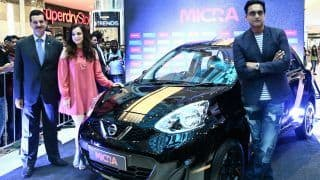 Nissan Micra Fashion Edition launched in India; Price starts from INR 6.09 Lakh