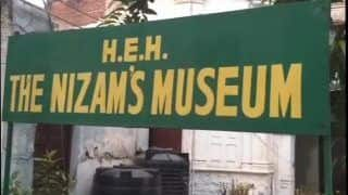 Diamond-studded Gold Tiffin Box And Gold Teacup Stolen at Nizam's Museum in Hyderabad