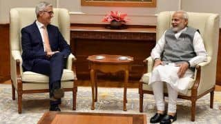 ABB CEO Meets Prime Minister Narendra Modi, Discusses e-mobility, Renewables And Energy Efficiency