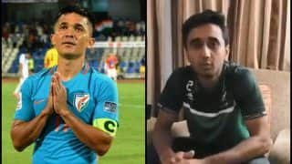 SAFF Cup 2018: India vs Pakistan Semi-Finals: Like Sunil Chhetri, Pakistan's Faheem Ahmed Sends Emotional Message to Supporters -- WATCH