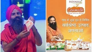 Patanjali Dairy Launches Cheaper Toned Milk in Delhi-NCR, Rajasthan, Haryana