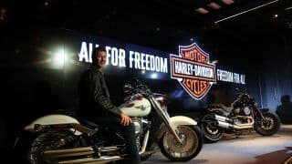 2018 Harley Davidson Softail Range Launched; Price in India starts at INR 11.99 Lakh
