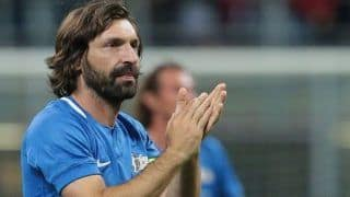 Italian Legendary Footballer Andrea Pirlo in Talks For Shock Return to Australian Club