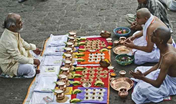 Image result for shradh me bhojan pic