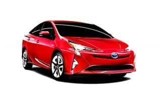 New Toyota Prius India Launch Scheduled for January 2017