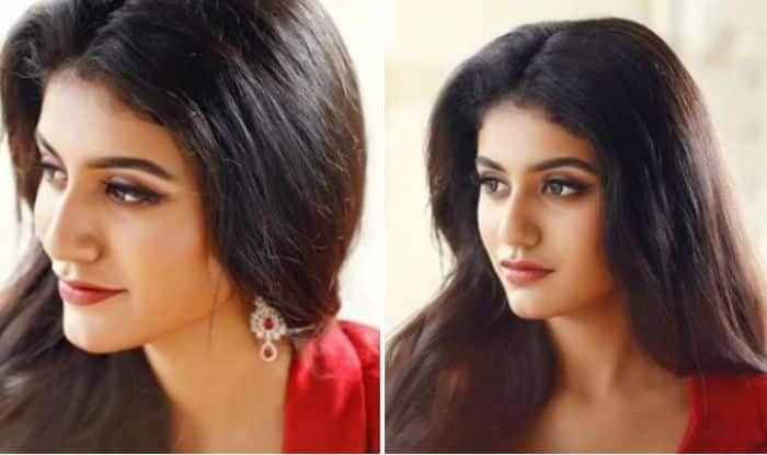 Image result for priya prakash varrier, india.com
