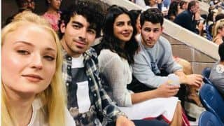 Priyanka Chopra And Nick Jonas' Tuesday Evening is All About Double Date With Joe Jonas And Sophie Turner at US Open - View Pictures