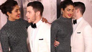 Priyanka Chopra And Nick Jonas Get Cozy in These Latest Inside Pics From Ralph Lauren Fashion Show