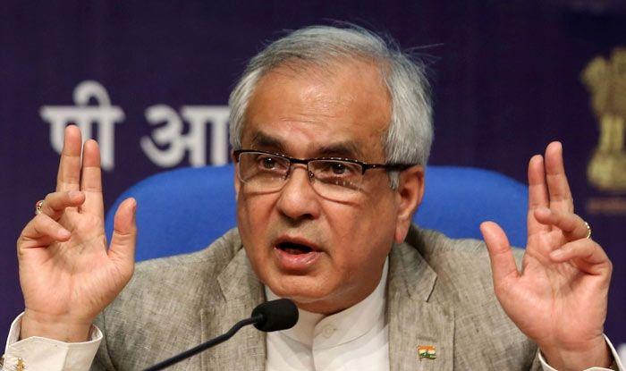 राहुल गांधी के बयान पर बोला नीति आयोग-किसानों की कर्जमाफी समस्या का समाधान नहीं