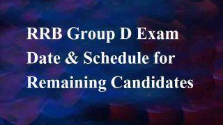 RRB Group D Exam Details Update: 17 दिसंबर तक होने वाली परीक्षा की डेट और सिटी डिटेल्स LIVE, ऐसे चेक करें